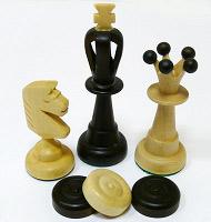 Шахматы и шашки